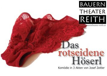 Download Flyer - Bauerntheater Reith