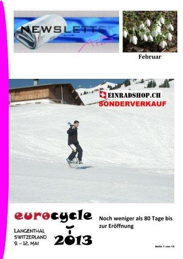 Februar - ATB Schweiz, Verband für Sport-Freizeit-Verkehr