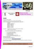 Februar - ATB Schweiz, Verband für Sport-Freizeit-Verkehr - Page 6