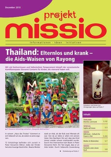 projekt - Missio