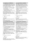 STOP - Husqvarna - Husqvarna Construction Products - Page 4