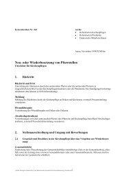 Checkliste Pfarrstellenbesetzung - Reformierte Landeskirche Aargau