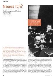 Leseprobe das Orchester 2013/01