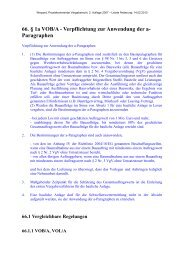 Verpflichtung zur Anwendung der a- Paragraphen - Oeffentliche ...