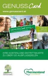 Downloaden - Steirisches Thermenland