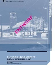 Konzept - Regierungsrat - Basel-Stadt