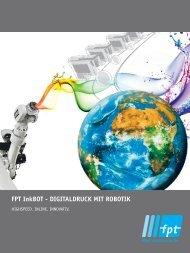 FPT InkBOT - DIGITALDRUCK MIT ROBOTIK