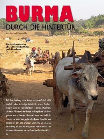 Download PDF - Globetrotter-Magazin