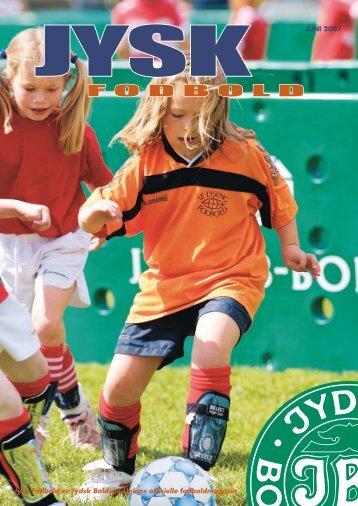 Jysk Fodbold - DBU Jylland