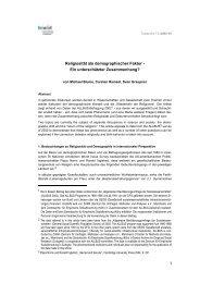 Michael Blume - TA2005-16 - fowid - Forschungsgruppe ...