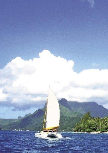 charter - Segel-Tauchreisen