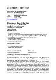 Soonwaldnachrichten 13. KW 2013 ohne Bilder - Ortsgemeinde ...