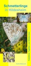 Schmetterlinge in Hildesheim Fotoführer T agfalter und W idderchen