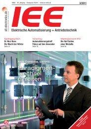 PDF-Ausgabe herunterladen (15.3 MB) - IEE