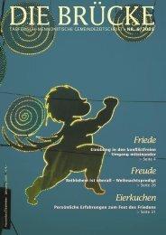 Friede Freude Eierkuchen - Arbeitsgemeinschaft Mennonitischer ...