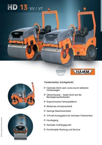 Hamm AG - Steckbrief - Newloc