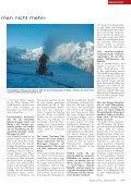 «Ohne Schneeanlage gäbe es unser Unterneh - Bergbahnen ... - Seite 2