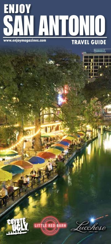 San Antonio Travel Guide