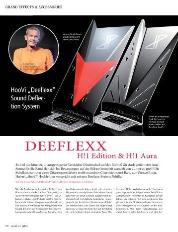 DEEFLEXX - MUSIC STORE professional