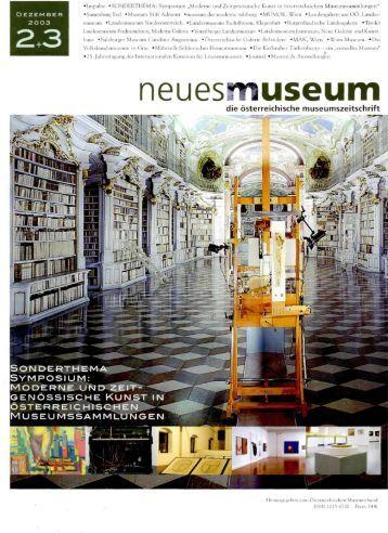 neues^useum - Oberösterreichisches Landesmuseum