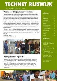 Nieuwsbrief juli Rijswijk 2013 - Kem communicatie