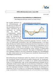 Deutsch (PDF, 40 KB) - KfW