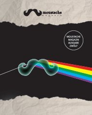 Ausgabe 12 - Moustache Magazin