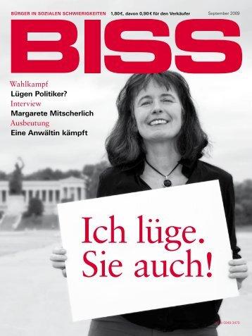Wahlkampf Interview Ausbeutung - Biss