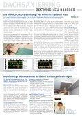 schnell und einfach zu verarbeitendes Dachdämmsystem - Beinbrech - Seite 6