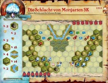 Die Schlacht von Morgarten SK