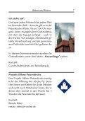Semesterprogramm Sommersemester 2013 - Evangelische ... - Seite 7