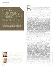 essay nur i̇eine unbequeme wahrheit - Hans von Storch