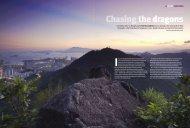 chASing the - Walk Hong Kong