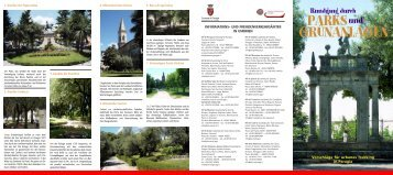 GRÜNANLAGEN PARKS - Comune di Perugia
