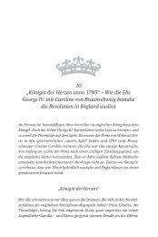 """10 """"Königin der Herzen anno 1795"""" – Wie die Ehe Georgs IV. mit ..."""