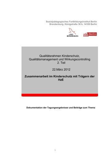 Qualitätsrahmen KiSchu 2 Teil 22 03 12 Reader - SFBB Berlin ...