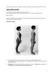 Bilddokumentation für Tänzerinnen - MoveNet24