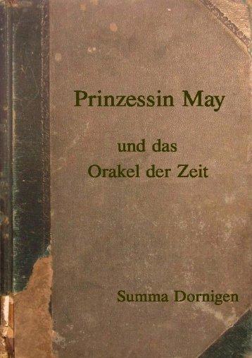 Prinzessin May und das Orakel der Zeit - Geit.de