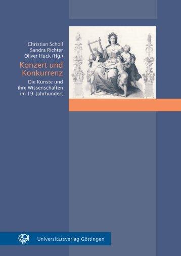 1800/1900 – Notizen zur disziplinären Kartographie der ...