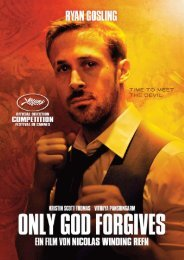 only god forgives - Babylon Kino