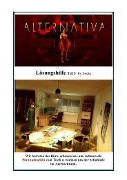 Alternativa - Lockes Lösung zu Teil 5 - Gamepad.de