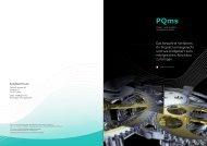 PQms Project Management (PDF - 270 kB)