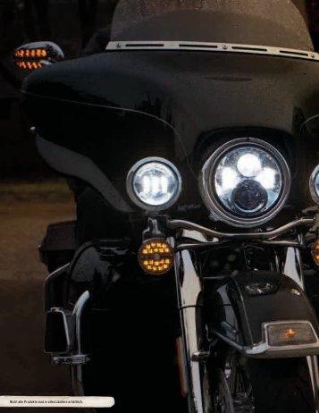 Beleuchtung - Harley Heaven