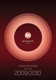 Mahlwreck Gesamtkatalog - Kampmann GmbH - International