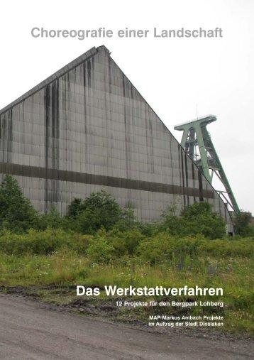 Dokumentation Werkstatt Kunst im Bergpark - Kreativ.Quartier Lohberg