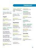 Programm Frühjahr 2012 Master - Alpenverein Bayreuth - Seite 5