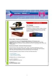 Microsoft Office Outlook - Memoformat - Richter & Menzel GmbH