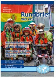 Aktion Kinderhilfe Münster eV