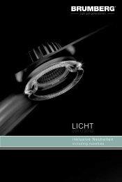 Licht 2011/2012 - Leuchten der Firma Brumberg Licht 2011 ...