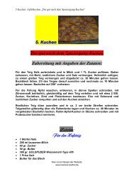 KUCHEN-Der Apfelkuchen ....pdf - Rezepte nach Hausfrauenart